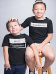 Mini Tornado/Toddler Short Sleeve Tee