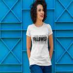 I think I'm being followed / Short-Sleeve Unisex T-Shirt