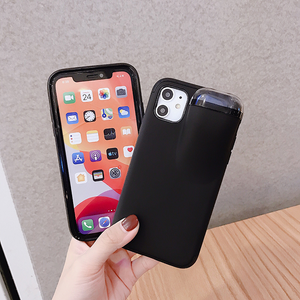 🔥(Last 2 Days Promotion - 60% OFF) 2in1 AirPods IPhone Case