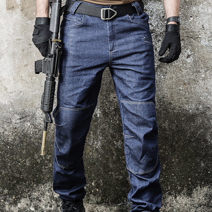 Last Day Promotion-Tactical Waterproof Jeans- For Male or Female