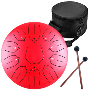 Christmas Deals 2019 HOT SALE-Alloy Steel Tongue Drum-(WOELDWIDE FREE SHIPPING&FREE GIFT PACKS)