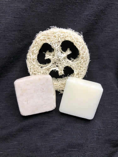 Sample Pack - Apple Pie Shampoo & Conditioner Bars