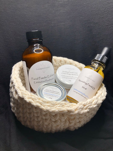 Facial Care Gift Basket