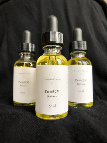 Beard Oil - Refresh scent