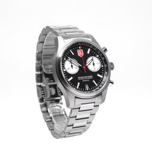 Load image into Gallery viewer, Gran Turismo Watch Black/Metal