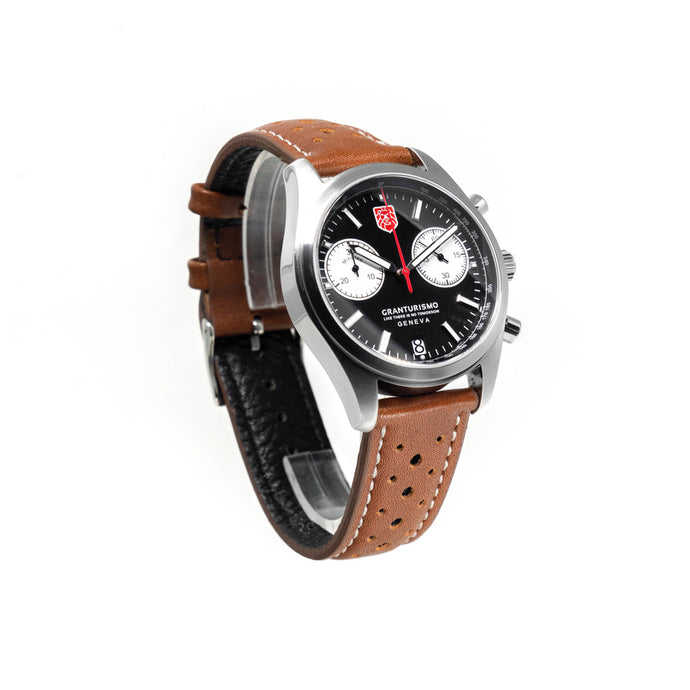 Gran Turismo Watch Black/Leather