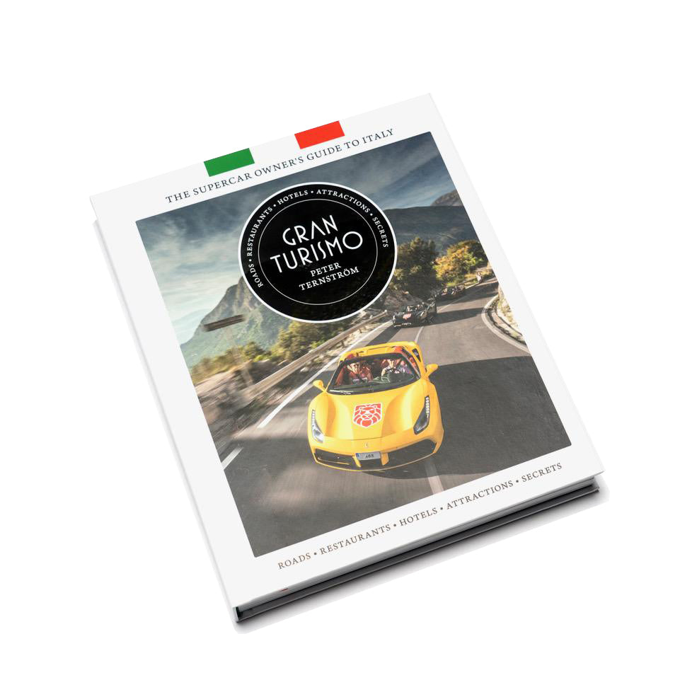 Gran Turismo - The Supercar Owner's Guide To Italy (English)