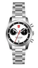 Load image into Gallery viewer, Gran Turismo Watch White/Metal