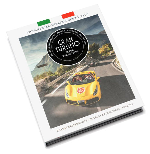 Gran Turismo - The Supercar Owner's Guide to Italy (e-book)