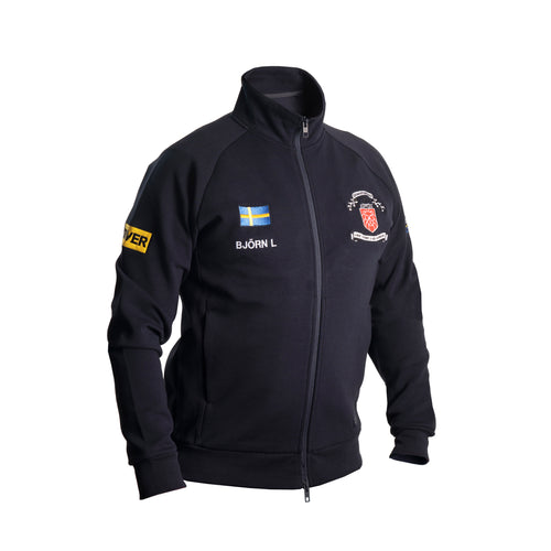 Gran Turismo Zip Sweater