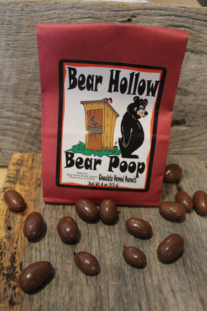 Bear Hollow Bear Poop