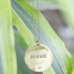 'Courage' Necklace