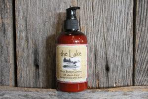The Lake Shea Butter Lotion