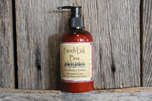 French Lick Pine Shea Butter Lotion