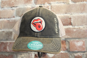 French Lick Tongue Patch Hat