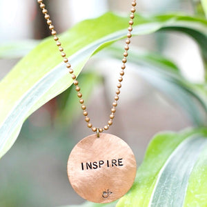 'Inspire' Necklace