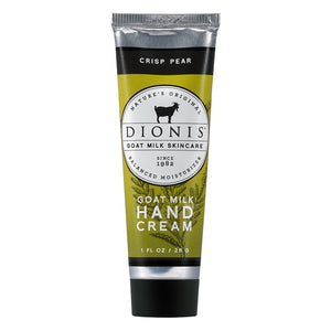 Crisp Pear Goat Milk Hand Cream