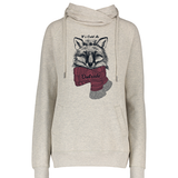 It's Cold as Fox Outside Funnel Hoodie