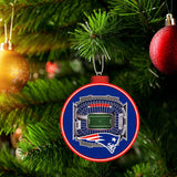 NFL Ornament 3D Stadium Replica