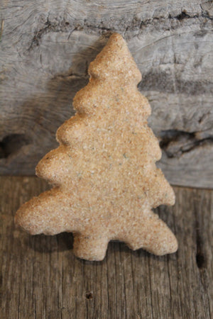 Peppermint Pine Dog Treat