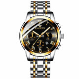 Luxury Gold Men Watch Good Quality