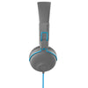 Studio On-Ear Headphones Em azul