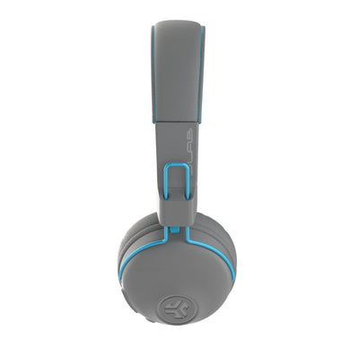 Studio Bluetooth Wireless On-Ear Headphones Em azul