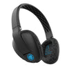 נוף שחור של זווית Flex Sport Wireless Bluetooth Headphones