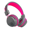 Afbeelding van de JBuddies Studio Bluetooth Over Ear Folding Kids Headphones in roze