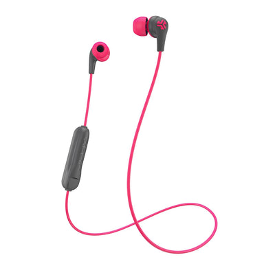 JBuds Pro Bluetooth Signature Earbuds en rose