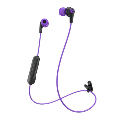 JBuds Pro Bluetooth Signature Earbuds in lila