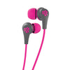 JBuds Pro Bluetooth Signature Earbuds in pink