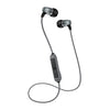 Metal Bluetooth Rugged Earbuds في الفضة