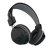 Neon Bluetooth Wireless On-Ear Headphones en negro