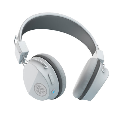 Neon Bluetooth Wireless On-Ear Headphones بالأبيض