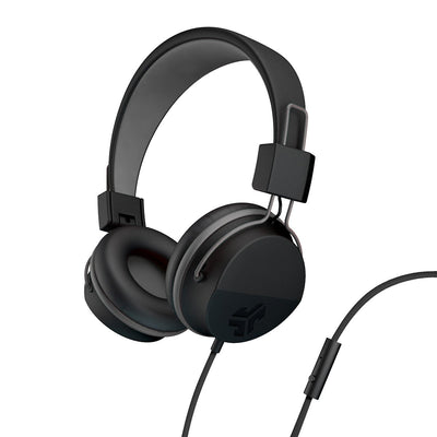 Neon On-Ear Headphones en negro