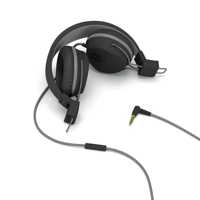 Neon On-Ear Headphones en noir