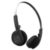 Rewind Wireless Retro Headphones all black