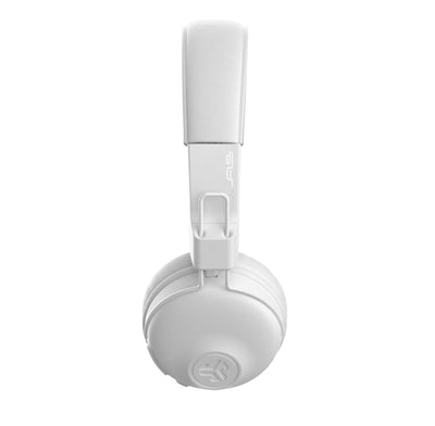 Studio Bluetooth Wireless On-Ear Headphones en blanc