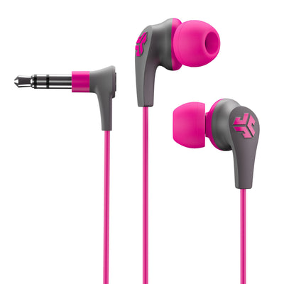 JBuds2 Signature Earbuds in rosa