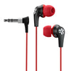 JBuds2 Signature Earbuds in rot