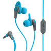 JBuds Pro Signature Earbuds in blue