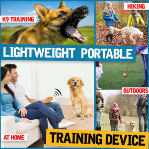3in1 Pet Training Devices