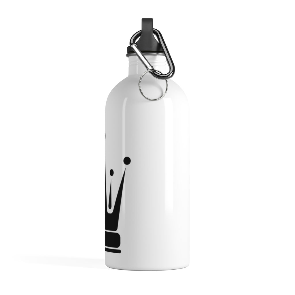 Copy of Natural Born King - Stainless Steel Water Bottle