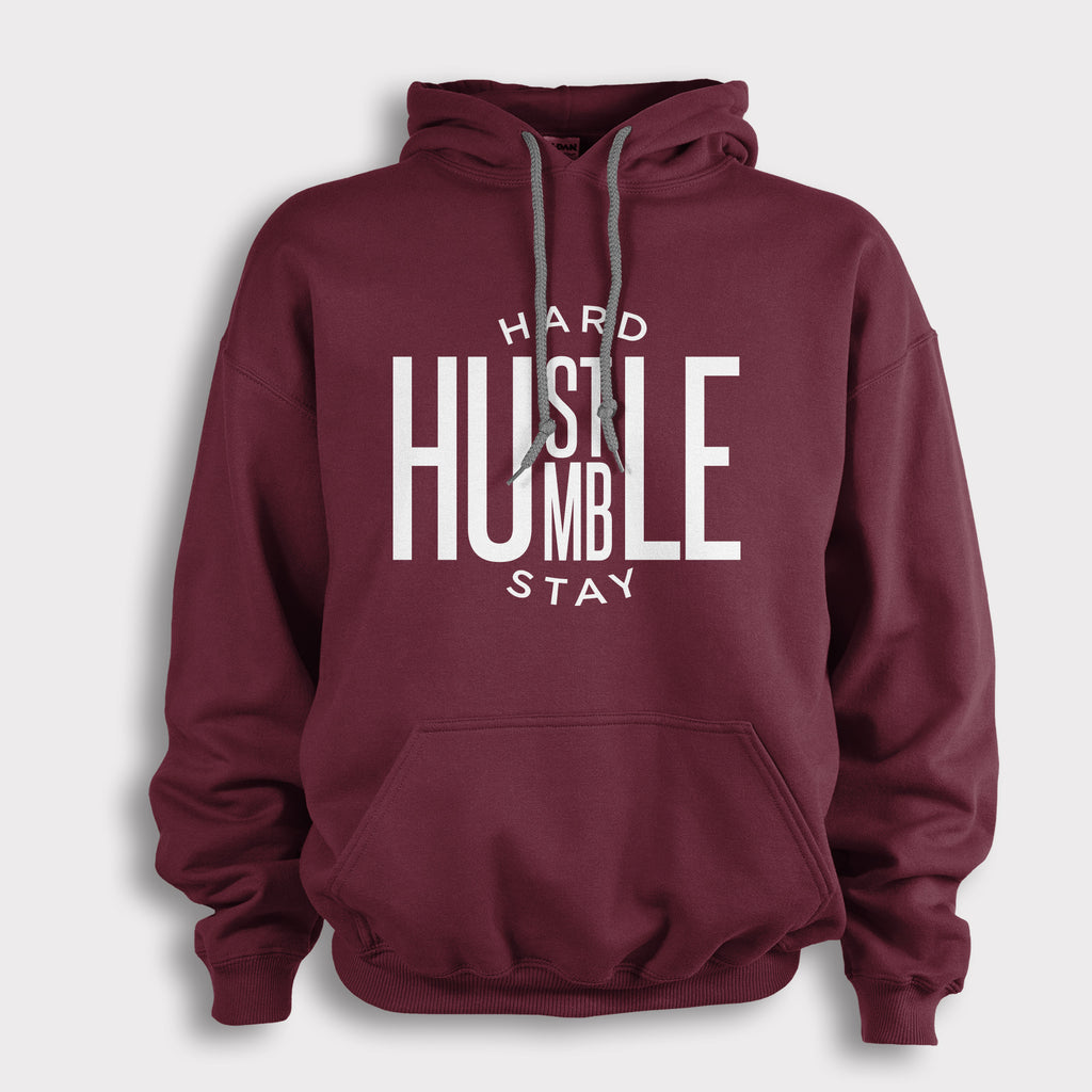Hustle Humble Hooded Sweatshirt