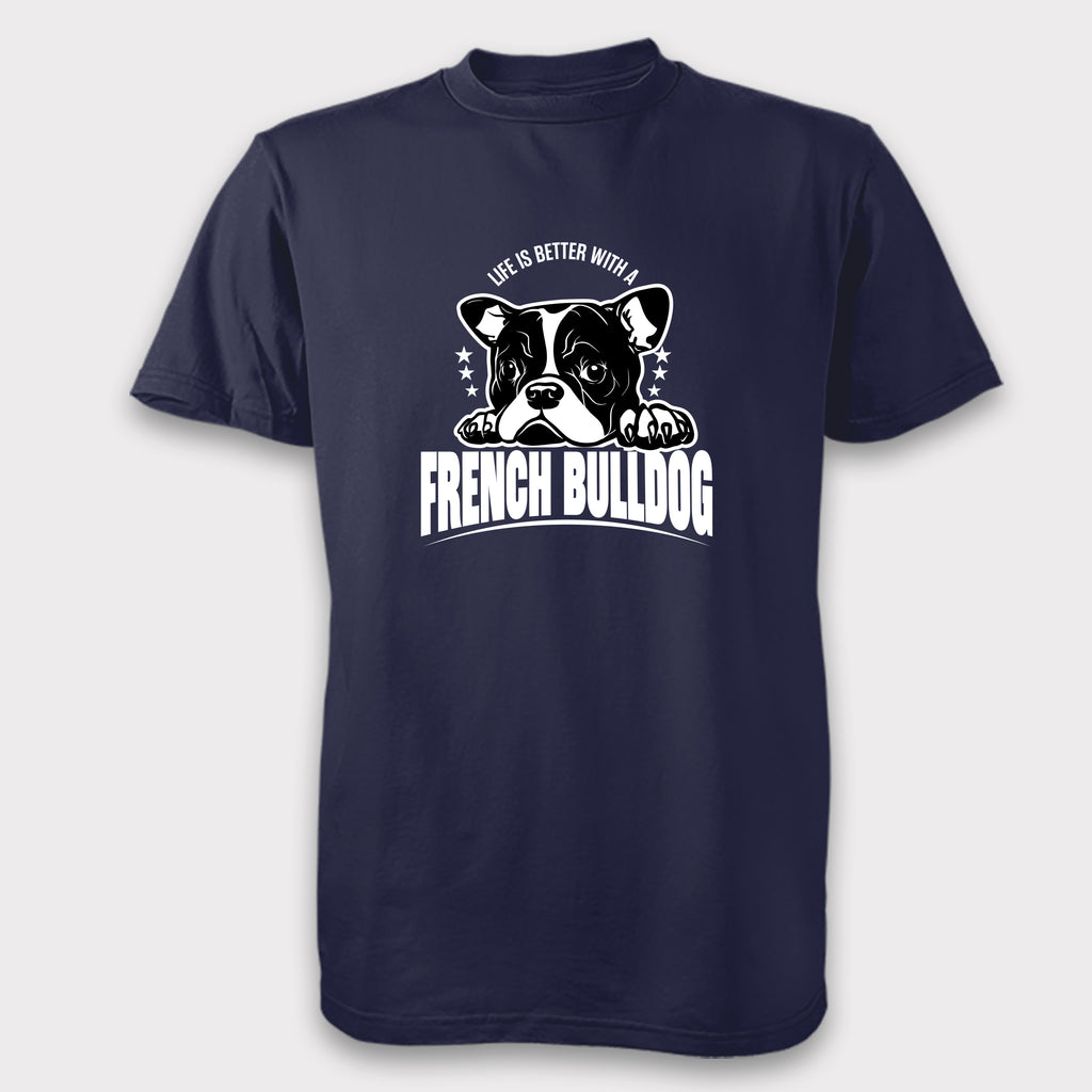 Frenchie - Life is Better Tee