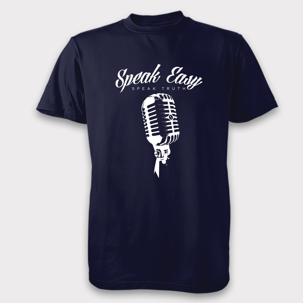 Speak Easy (Speak Truth) Unisex T-Shirt