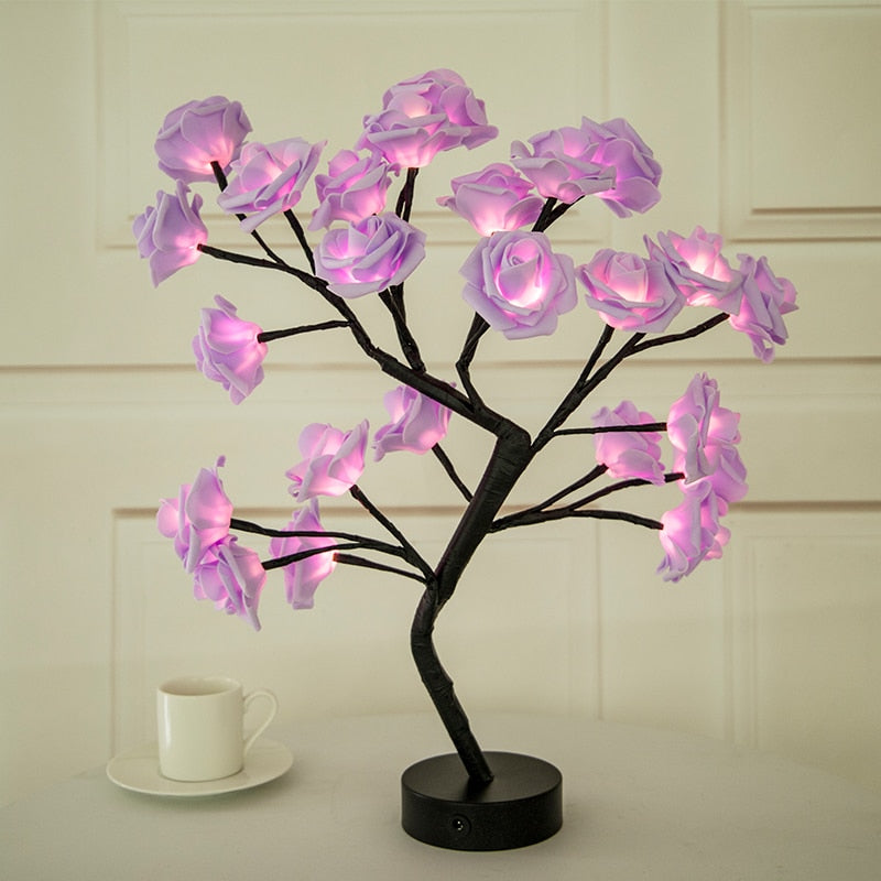 NeonBitePro™ Rose Flower Tree