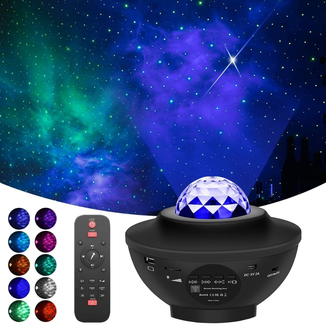 NeonBitePro™ Starry Galaxy Projector