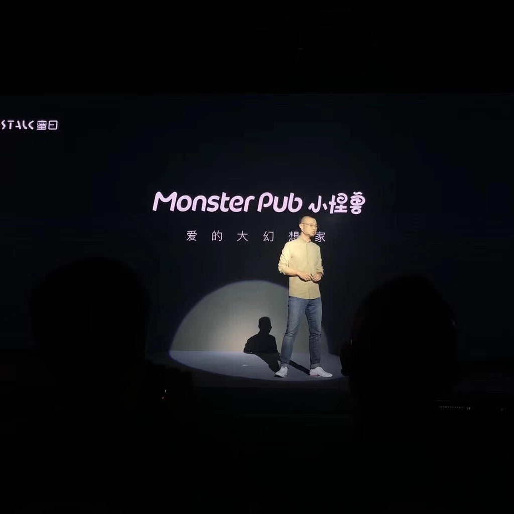 Monster pub can be put on a par with Apple